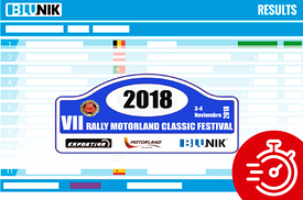 VII Rally Motorland Classic Festival