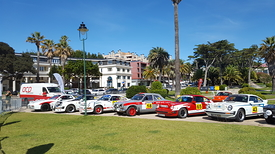 Our visit to the Historic Portugal Rally 2019