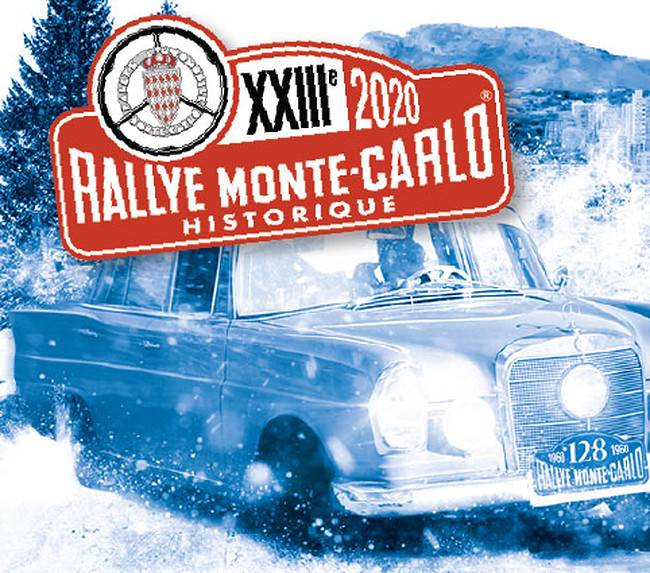 Can you use Blunik in the Rally Monte-Carlo Histórique 2020?