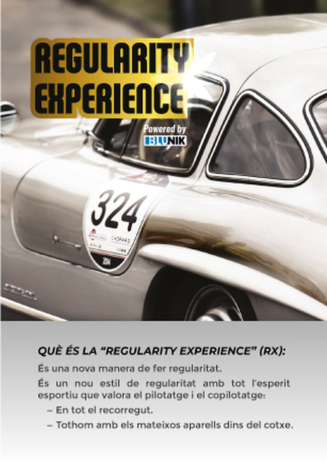 "¿Como será la ""Regularity Experience"" del Andorra Winter Rally?"