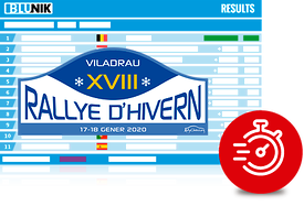 XVIII Rally d'Hivern 2020