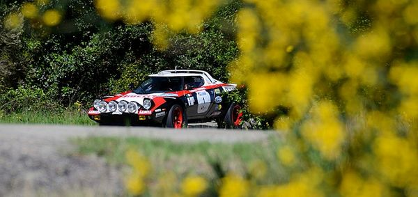 RESUMEN RALLY GIRONA HISTORIC