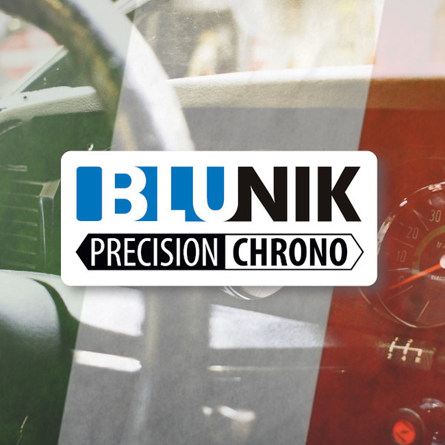 Blunik will time the Italian championship