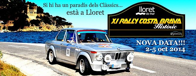 RALLY COSTA BRAVA HISTORIC PLUS DIFFICILE