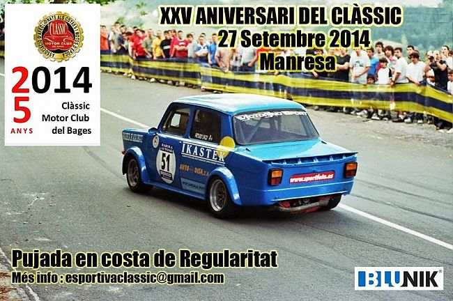 "FESTA 25 ANIVERSARI DEL ""CLÀSSIC"" classificacions"