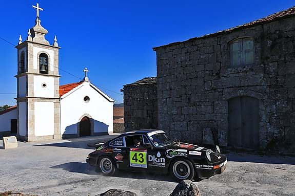 Rallye  Portugal 2014 Historic classificacions
