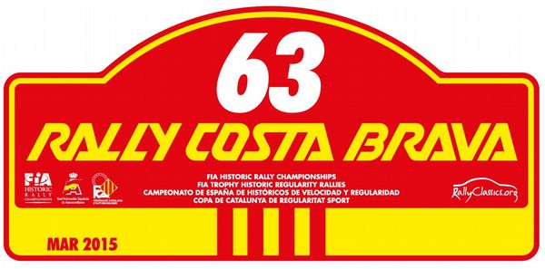 63 RALLY COSTA BRAVA FIA
