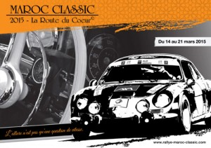 22nd Rally MAROC CLASSIC FINAL