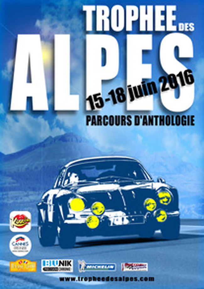 Rally Trophee des Alpes
