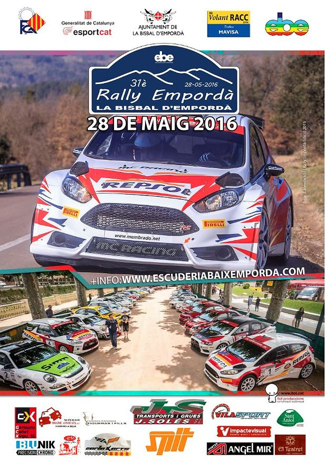 Rally Empordà 2016, regularity, precision, competicion, blunik, timming, timing, Trofeu RSP, trophy, Catalonia, Spain