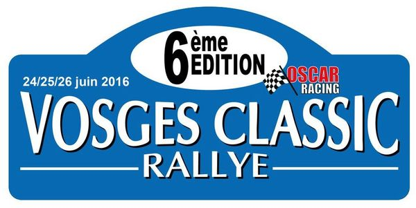 6o Vosges Classic Rally 2016
