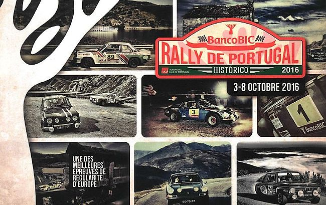 Banco BIC Rally Portugal Histórico 2016