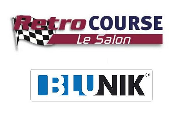 Blunik booth in Salon Retro Course 2017