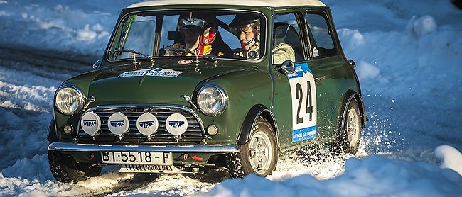 Andorra Winter Rally 2017