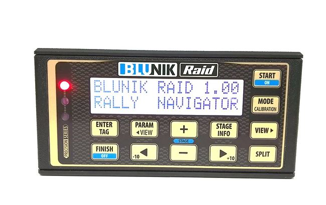 New Blunik device will be at Dakar 2017