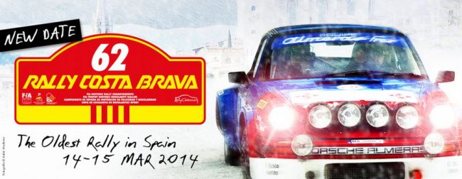 RALLY COSTA BRAVA, MES INTERNACIONAL