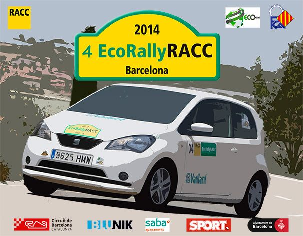 EcoRallyRACC  Classificació REGULARITAT