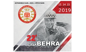 Rallye International Jean Behra Historique