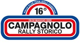 16º Rally Storico Campagnolo