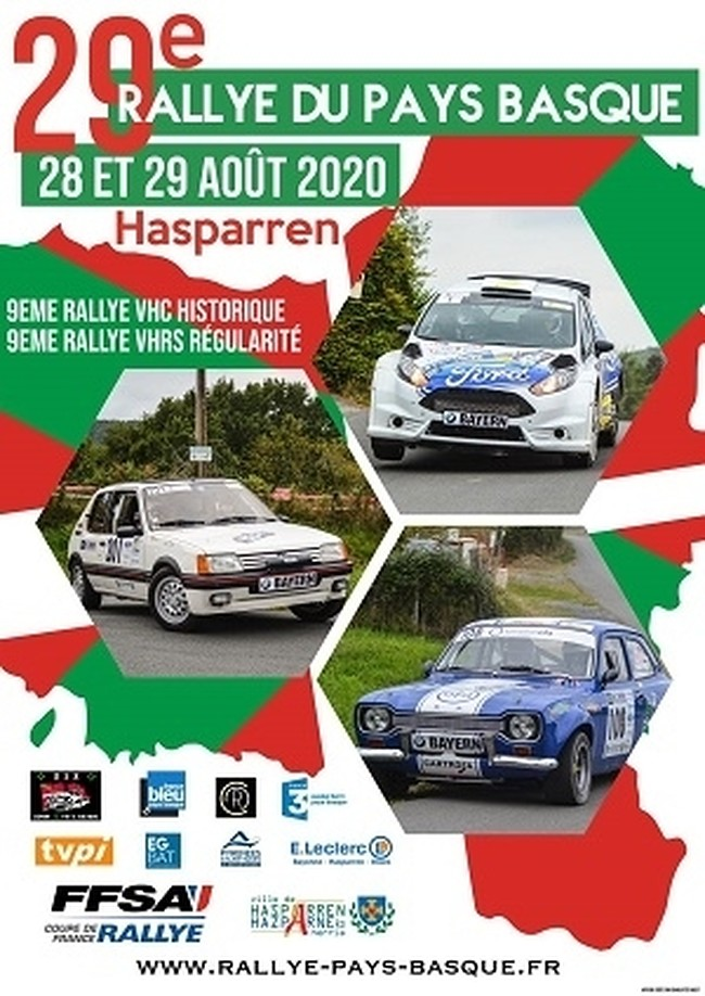 Rallye du Pays-Basque