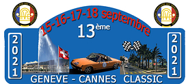 Rally Genève Cannes Classic 2021
