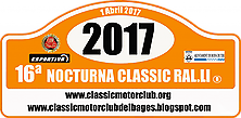 16a Nocturna Classic Rally