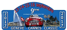 Rally Geneve Cannes Classic