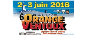 Rallye Orange Ventoux Classic