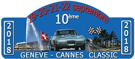 10ème Rally Geneve-Cannes