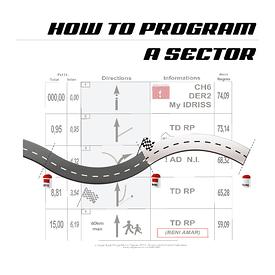 How to program a sector