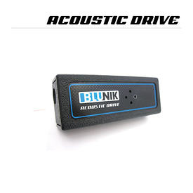 Instructions Acoustic Drive