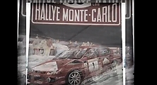 Some moments in Rally Monte Carlo Historique 2017